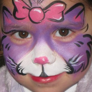 Burlington Face Painter - Body Painter / Halloween Party Entertainment in Burlington, Connecticut