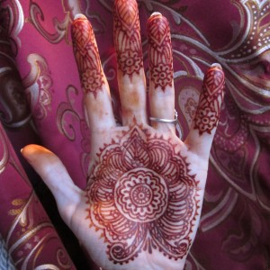 Henna Deva/ Body Painter Extraordinaire - Henna Tattoo Artist / College Entertainment in Decatur, Georgia