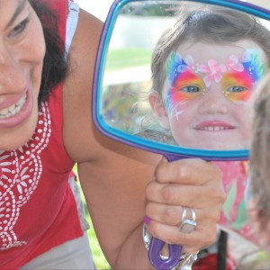 Face Painting & Body Art by MC - Face Painter / Princess Party in Oceanside, California