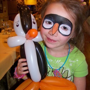Face Painting and Balloon Art by VeraNik - Face Painter / Outdoor Party Entertainment in Vernon Hills, Illinois