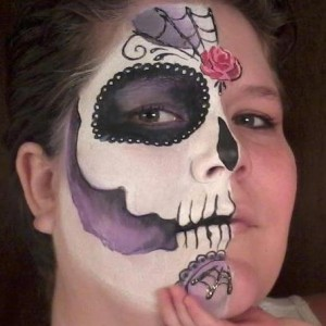Face Painting and Glitter Tattoos by Amanda - Face Painter / Halloween Party Entertainment in Roswell, New Mexico