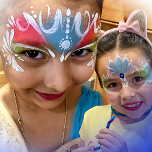 Face Painting by Akiko - Face Painter in Sarasota, Florida