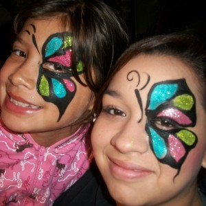 Face Painting By Amy