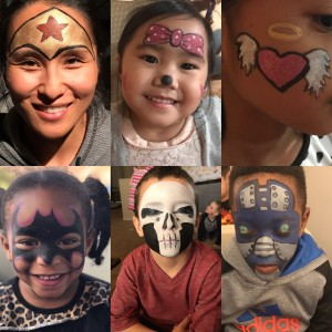 Face Painting by Anna - Face Painter / Balloon Twister in Las Vegas, Nevada