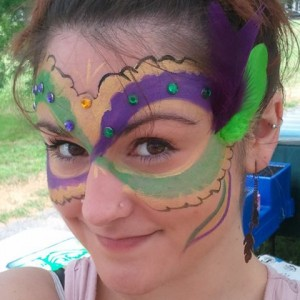 Face Painting by Ariel - Face Painter / Halloween Party Entertainment in Bangor, Maine