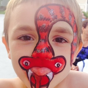Face Painting by Becky - Face Painter / Outdoor Party Entertainment in Cape Cod, Massachusetts