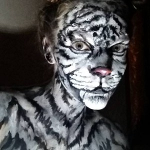 Face Painting by Bonnie - Body Painter / Halloween Party Entertainment in Pittsburgh, Pennsylvania