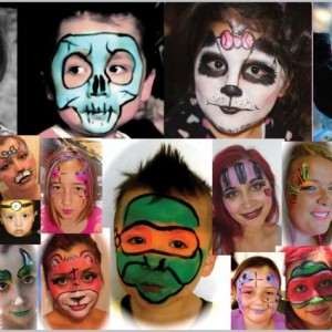 Face Painting by Chayo - Face Painter / Airbrush Artist in Lakeport, California