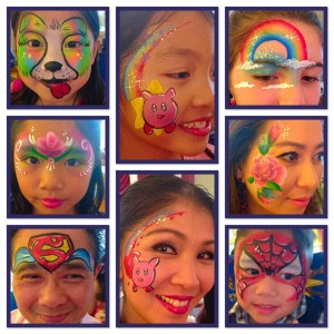 Face Painting by Christine Z - Face Painter / Halloween Party Entertainment in Sutton, Massachusetts
