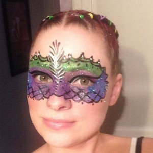 Face Painting By Corky - Face Painter / Outdoor Party Entertainment in Alexandria, Louisiana