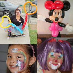 Memorable Event Entertainment - Face Painter / Children's Party Entertainment in Bloomington, California