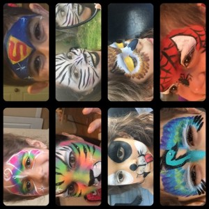 Face painting by Dikla - Face Painter in Gaithersburg, Maryland
