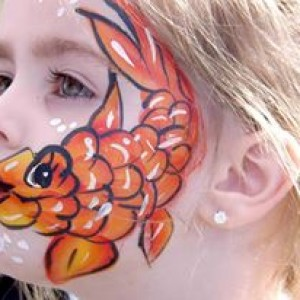 Face Painting By Donna
