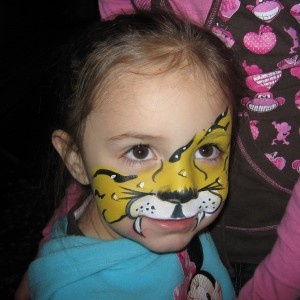 Face Painting by Elaine - Face Painter / Princess Party in Denver, Colorado
