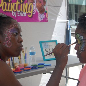 Face Painting by Erica - Face Painter in Durham, North Carolina