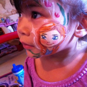 Face Painting by Gack - Face Painter / Outdoor Party Entertainment in Ladera Ranch, California