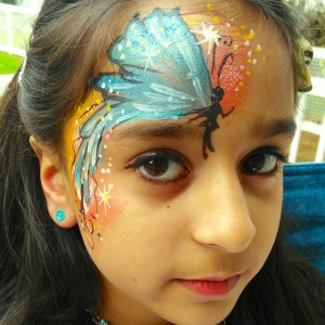Face Painting by GraceC