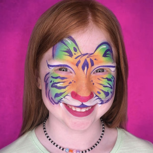 Okie Artistry - Face Painter / Halloween Party Entertainment in Oklahoma City, Oklahoma