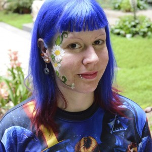 Face Painting by Jessica-Lee - Face Painter / Street Performer in Worcester, Massachusetts