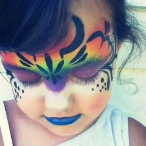 Face Painting By Jessie