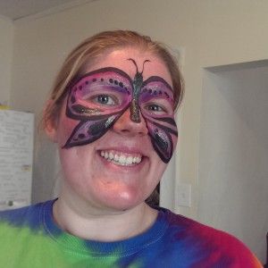 Face Painting by Julie