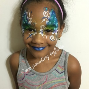 Face painting by Julie - Face Painter / Outdoor Party Entertainment in Bronx, New York