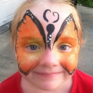 Face Painting by Kelli - Face Painter in Spring Hill, Florida
