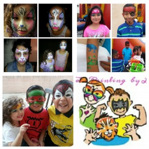 Face Painting by Laura - Face Painter in Los Angeles, California