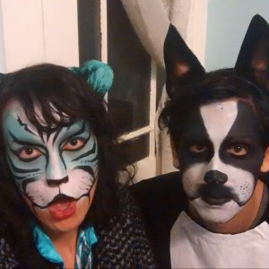 Face painting by Leanne - Face Painter / Halloween Party Entertainment in Vancouver, British Columbia