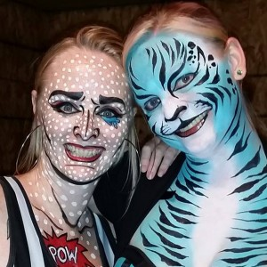 Face Painting by Lisa - Face Painter in Austin, Texas