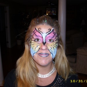 Face Painting by Lisa - Face Painter / Halloween Party Entertainment in Lancaster, South Carolina