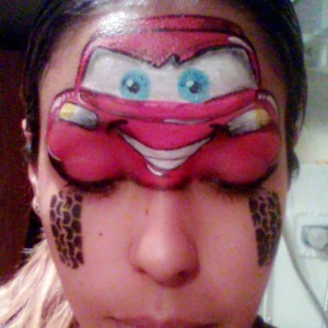 Face Painting By Liz V - Face Painter / Outdoor Party Entertainment in Lancaster, California
