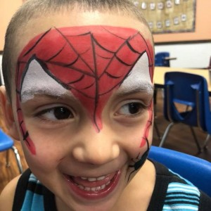 Face painting by MaryBeth