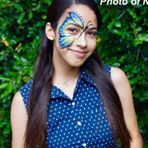 Face Painting by Natalie Marie - Face Painter in Tampa, Florida
