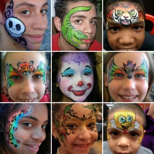 Face painting by Pattysweetcakes - Face Painter / Halloween Party Entertainment in Newark, New Jersey