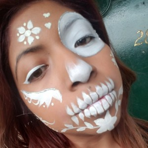 Face Painting by Rubi