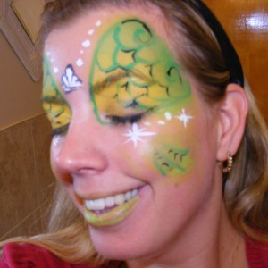 Face painting by Sarah - Face Painter in St Catharines, Ontario