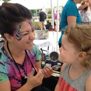 Face Painting by Sava - Face Painter / Outdoor Party Entertainment in Milwaukee, Wisconsin