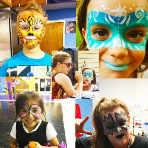 Face Painting by Shelley - Face Painter in San Marcos, Texas