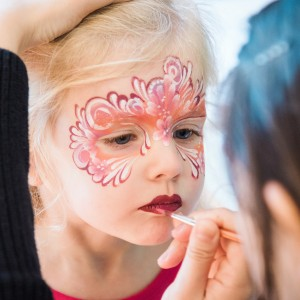 Face Painting by Shelly