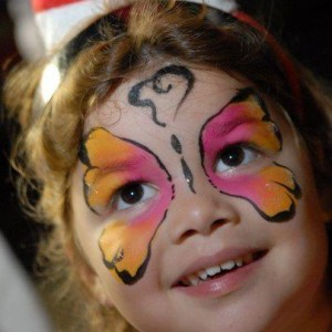 Face Painting by Stephanie - Face Painter / Outdoor Party Entertainment in Charleston, South Carolina