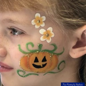 Face painting by Stephanie - Face Painter in Chesapeake, Virginia