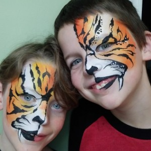 Face Painting by Summer - Face Painter / Body Painter in Vermilion, Ohio