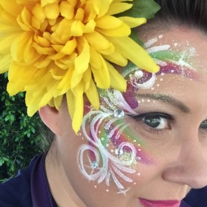 Face Painting by Tiffany - Face Painter / Halloween Party Entertainment in Yorba Linda, California