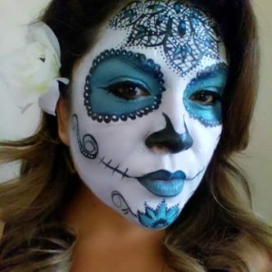 Face Painting by Yadira