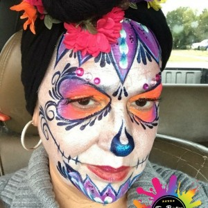 Face Painting DFW - Face Painter in Rowlett, Texas
