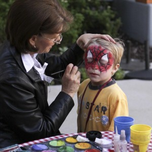 Face Painting Illusions and Balloon Art, LLC - Face Painter / Superhero Party in Salt Lake City, Utah