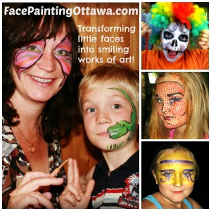 Face Painting Ottawa - Face Painter in Ottawa, Ontario