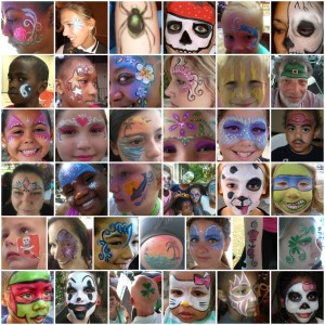 Fancy Face Painting - Face Painter / Clown in St Petersburg, Florida
