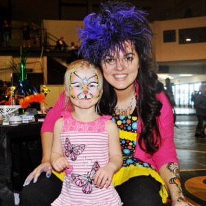 Piles of Smiles Idaho - Face Painter / Outdoor Party Entertainment in Idaho Falls, Idaho